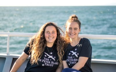 Students to voyage to Chatham Rise on board RV Tangaroa